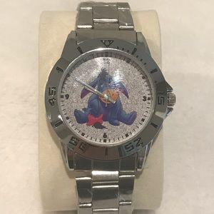 Men's Eeyore Stainless Steel Watch